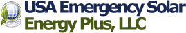 USA EMERGENCY SOLAR ENERGY PLUS LLC, Logo